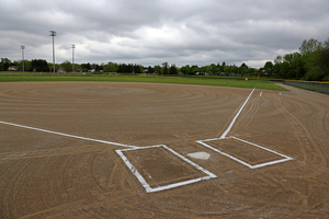 Softball/Baseball Field Update