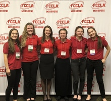 FCCLA Teams Qualify for Nationals