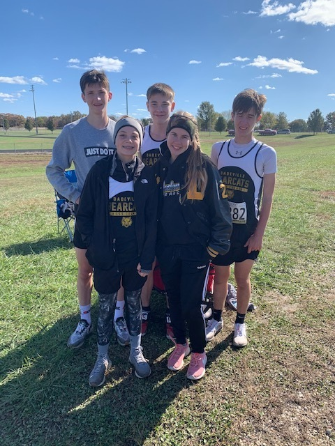 District Cross Country Participants